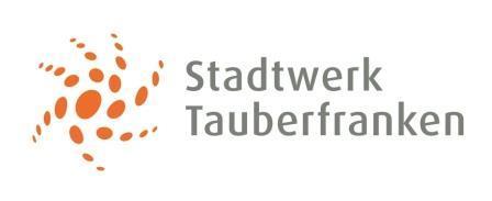 Logo der Stadtwerke Tauberfranken