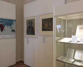 Residenzschloss Mergentheim, Ausstellung über Herzog Paul Wilhelm von Württemberg