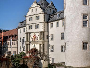 Residenzschloss Mergentheim von außen
