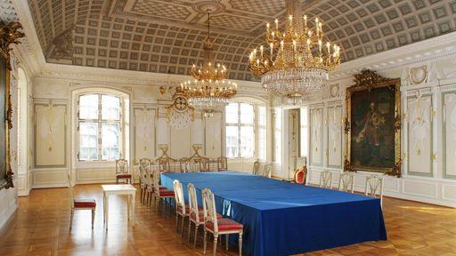 Residenzschloss Mergentheim, Kapitelsaal