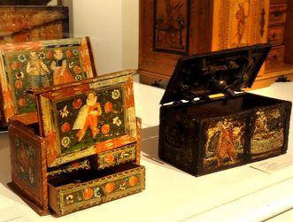 Residenzschloss Mergentheim, Exponate aus der Adelsheim'schen Sammlung