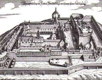 Plassenburg vor 1554
