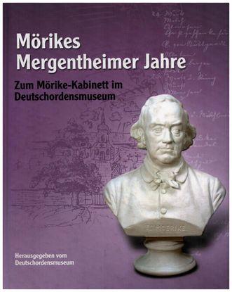 Cover Mörikes Mergentheimer Jahre