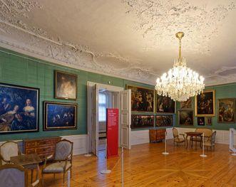Residenzschloss Mergentheim, Neue Fürstenwohnung