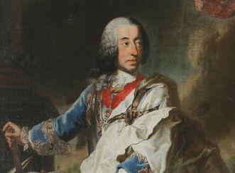 Residenzschloss Mergentheim, Clemens August von Bayern
