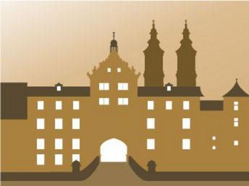 Symbol für Standardführungen im Residenzschloss Mergentheim