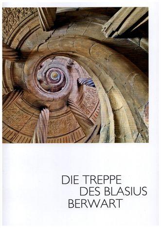 Cover Die Treppe des Blasius Berwart