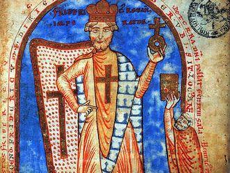 Friedrich Barbarossa, Robertus Monachus' Historia Hierosolymitana, um 1188