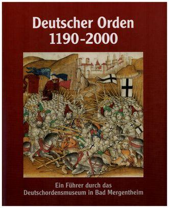 Cover Deutscher Orden 1190 bis 2000